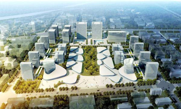 重庆两江国际新能源汽车创新创业孵化园